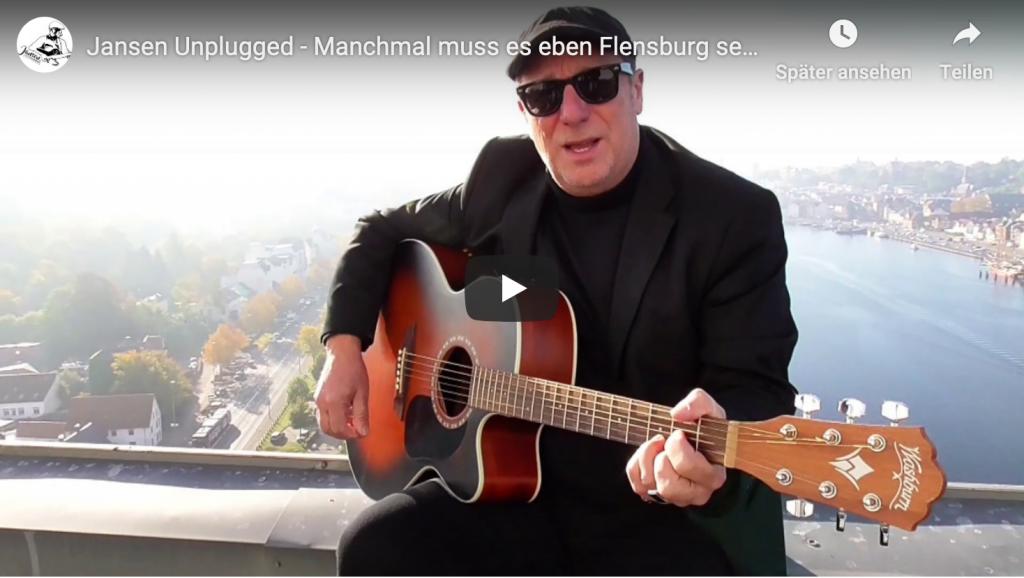 Jansen unplugged Video