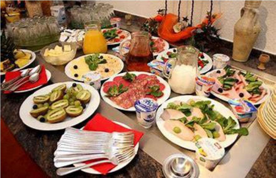 Helferfrühstück
