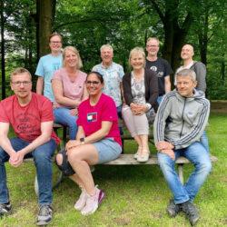 neuer Vorstand des 1. Flensburger Lauftreffs